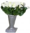 Vase funéraire en bronze